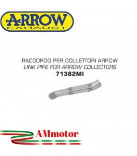 Raccordo Centrale Suzuki Gsx-R 600 08 - 2010 Arrow Moto Per Collettori Arrow