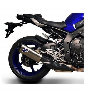 Terminale Di Scarico Termignoni Yamaha Mt-10 Marmitta Force Titanio Moto Omologato