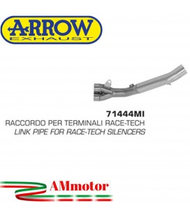 Raccordo Suzuki Gsx-S 750 17 - 2020 Arrow Moto Per Terminali Race-Tech Per Collettori Arrow