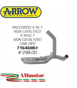 Raccordo Suzuki SV 650 16 - 2020 Arrow Moto 2 In 1 Non Catalitico