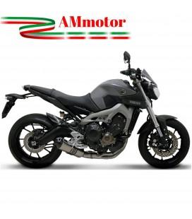 Scarico Completo Termignoni Yamaha Mt-09 Terminale Relevance Titanio Moto