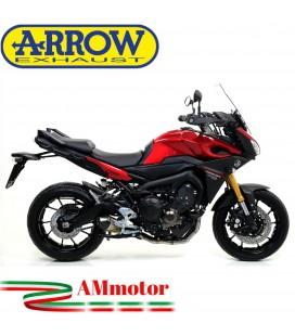 Terminale Di Scarico Arrow Yamaha Tracer 900 15 - 2020 Slip-On X-Kone Moto