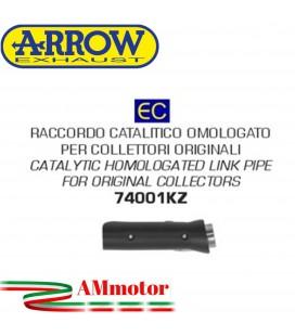 Raccordo Yamaha SCR 950 17 - 2020 Arrow Moto Catalitico Omologato Per Collettori Originali