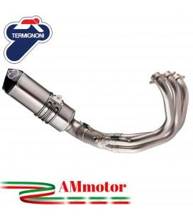 Scarico Completo Termignoni Yamaha Xsr 900 Terminale Relevance Titanio Moto