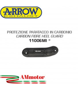 Protezione Paratacco Arrow Yamaha Tenere' 700 19 - 2020 Moto Paracalore In Carbonio