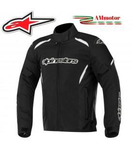 Giacca Da Moto Alpinestars Gunner WP Impermeabile Protezioni Nero Cordura