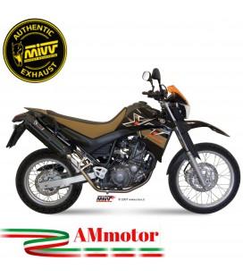 Mivv Yamaha Xt 660 X / R 04 - 2016 Terminali Di Scarico Per Moto Marmitte Suono Black