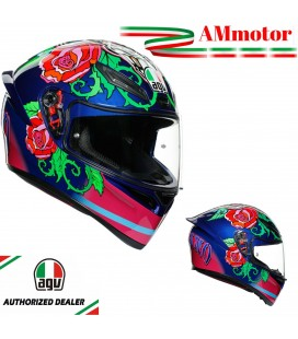 Agv K1 Salom Top Casco Integrale Per Moto