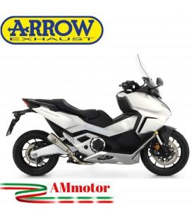 Terminale Di Scarico Arrow Honda Forza 750 Slip-On Pro-Race Nichron Moto