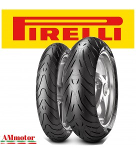 Pirelli Angel ST 120 70 ZR 180 55 17 Coppia Pneumatici Moto Gomme