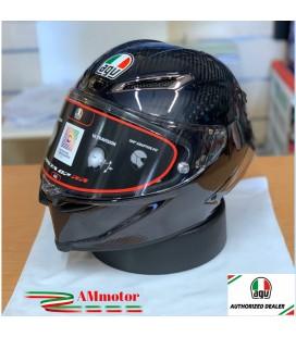 Casco Agv Pista GP RR Iridium Carbon Integrale Moto