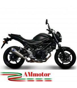 Terminale Di Scarico Termignoni Suzuki Sv 650 Marmitta Relevance Inox Moto Omologato