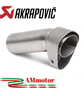 DB-Killer Opzionale Akrapovic Per Scarico Moto Aprilia Tuono 660