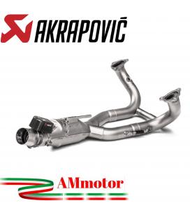 Bmw R 1250 R / RS Collettori Di Scarico Akrapovic Inox Catalizzatore Moto Omologati