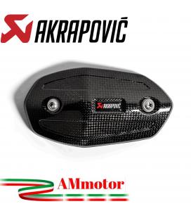 Paracalore Akrapovic In Fibra Di Carbonio Per Scarico Kawasaki Ninja 1000 SX Moto