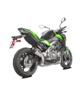 Akrapovic Kawasaki Z 900 17 - 2019 Terminale Di Scarico Slip-On Line Titanio Moto