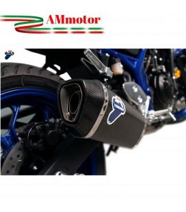 Terminale Di Scarico Termignoni Yamaha R 25 Marmitta Force Carbonio Moto Racing