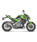 Paracalore Akrapovic In Fibra Di Carbonio Per Kawasaki Z 900 A2 Moto