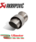Kawasaki Z 900 A2 DB-Killer Opzionale Akrapovic Inox Per Scarico S-K9SO4-ASZT Moto