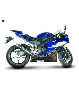 Terminale Di Scarico Termignoni Yamaha Yzf R6 Marmitta Gp Carbonio Moto Omologato Alto