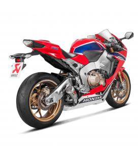 Akrapovic Honda Cbr 1000 RR 17 2019 Terminale Di Scarico Slip-On Line Gp Titanio Moto