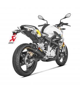 Akrapovic Bmw G 310 R Impianto Di Scarico Completo Racing Line Terminale Carbonio Moto