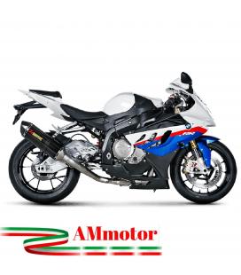 Akrapovic Bmw S 1000 RR 10 2014 Impianto Di Scarico Completo Racing Line Terminale Carbonio Moto
