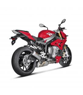 Akrapovic Bmw S 1000 R 14 2016 Terminale Di Scarico Slip-On Line Gp Titanio Moto Omologato