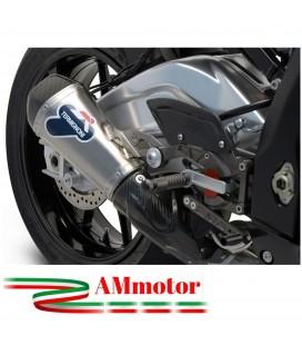 Terminale Di Scarico Termignoni Bmw S 1000 RR 10 - 2014 Marmitta Relevance Inox Moto