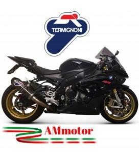 Terminale Di Scarico Termignoni Bmw S 1000 RR Marmitta Relevance Carbonio Moto