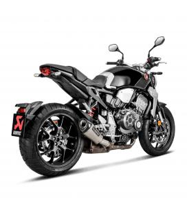 Akrapovic Honda Cb 1000 R Terminale Di Scarico Slip-On Line Titanio Moto