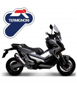 Terminale Di Scarico Termignoni Honda X-Adv Marmitta Scream Titanio Moto Scooter