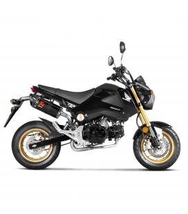 Honda Mxs 125 / Grom Collettore Di Scarico Akrapovic Tubo Elimina Kat Titanio Catalizzatore Moto