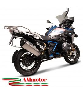 Terminale Di Scarico Termignoni Bmw R 1200 Gs Marmitta Scream Adv Acciaio Carbonio Moto