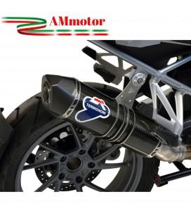 Terminale Di Scarico Termignoni Bmw R 1200 Gs Marmitta Relevance Inox Carbonio Moto