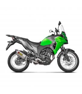 Paracalore Akrapovic In Fibra Di Carbonio Per Kawasaki Versys-X 250 / 300 Moto