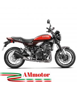 Kawasaki Z 900 Rs Cafe Collettori Di Scarico Akrapovic Tubo Elimina Kat Inox Catalizzatore Moto