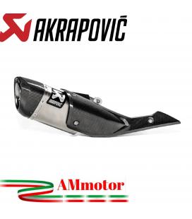 Akrapovic Suzuki Katana Terminale Di Scarico Slip-On Line Titanio Moto Omologato
