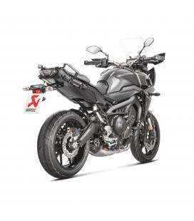 Akrapovic Yamaha Tracer 900 / Fj 09 15 2019 Impianto Di Scarico Completo Racing Line Terminale Titanio Moto