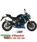 Mivv Suzuki Gsx-S 750 Terminale Di Scarico Marmitta Suono Inox Moto Omologato