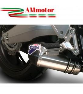 Impianto Di Scarico Completo Termignoni Honda Cb 650 Marmitta Relevance Titanio Moto