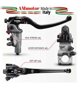 Pompa Freno Radiale Corsa Corta 19 Rcs Brembo Anteriore Racing Moto