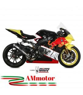 Mivv Bmw S 1000 RR Terminale Di Scarico Marmitta Gp Pro Carbonio Moto Omologato