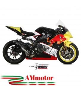 Mivv Bmw S 1000 RR Terminale Di Scarico Marmitta Gp Pro Black Moto Omologato