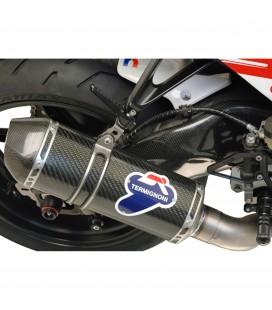 Impianto Di Scarico Racing Completo Termignoni Honda Cbr 1000 RR Marmitta Relevance Inox Titanio Moto