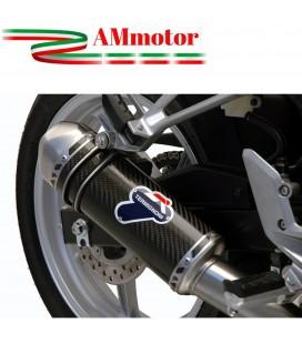 Terminale Di Scarico Racing Termignoni Honda Cbr 250 R Marmitta Relevance Inox Carbon