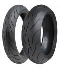 Pilot Power 120/70 + 190/50 Michelin Coppia Pneumatici Gomme Moto