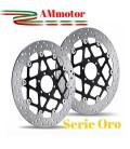 Dischi Freno Aprilia Tuono 1000 Racing Brembo Serie Oro Anteriori Flottanti Coppia Moto