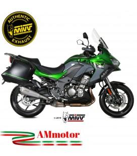 Mivv Kawasaki Versys 1000 Terminale Di Scarico Moto Marmitta Delta Race Inox Omologato