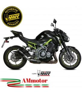 Mivv Kawasaki Z 900 Terminale Di Scarico Moto Marmitta Mk3 Black Omologato